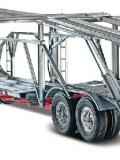 AUTO TRANSPORT TRAILER. 1/25TH. 1509