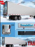 53\' BOX TRAILER W/REEFER. MOE1302