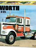 KENWORTH W-925 TRACTOR, 1021