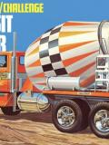 KENWORTH/CHALLENGE CEMENT MIXER, 1215