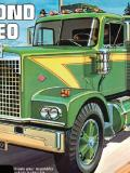 Diamond Reo Tractor Cab w/Sleeper, 719