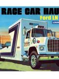 FORD LN 8000 RACE CAR HAULER. 758