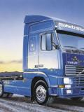 Volvo FH-16 Globetrotter. 735