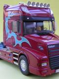 DAF XT 105 Hood Conversion. TQ93