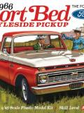 "1966 FORD ""STYLESIDE\"" SHORT BED PICKUP. 1233"