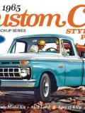 "1965 FORD CUSTOM CAB ""STYLESIDE\"" PICKUP. 1234"